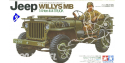 tamiya maquette militaire 35219 Jeep willys mb 1/35
