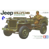 tamiya maquette militaire 35219 jeep mb 1/35