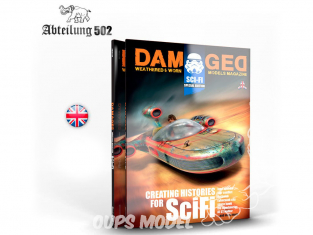 ABTEILUNG502 magazine 732 Damaged Special Edition Sci-Fi en Anglais