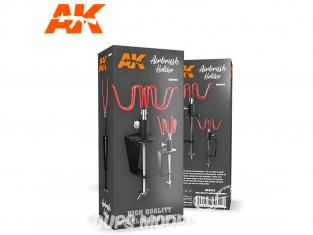 AK interactive aérographe ak9053 Support d'aérographe