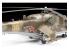 Zvezda maquettes helicoptére 4823 Hélicoptère d'attaque soviétique Mi-24V / VP 1/48