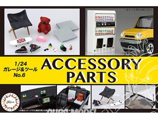 fujimi maquette accessoire voiture 116488 Pièces accessoires 1/24