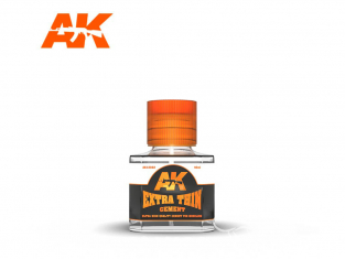 AK interactive ak12002 Colle extra fluide 40ml