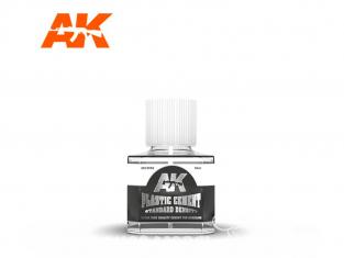 AK interactive ak12003 Colle plastique densité standard 40ml