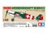 Tamiya maquette avion 25200 Messerschmitt Bf109E-3 Suisse 1/48