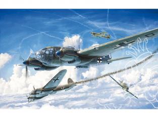 Italeri maquette avion 1436 HEINKEL HE111H 1/72