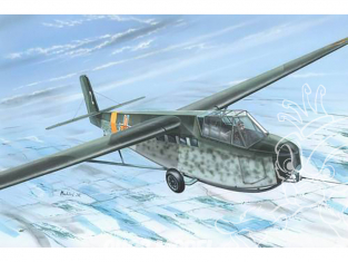 "Special Hobby maquette avion 48097 DFS-230C ""Service roumain"" 1/48"
