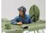 TAMIYA maquette militaire 35372 Char Lourd Ruse KV-1 1/35
