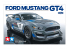 TAMIYA maquette voiture 24354 Ford Mustang GT4 1/24