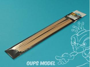 Aber accessoire WL1x8 Lattes en tilleul 1 x 7,8 x 245 mm x 9 piéces.