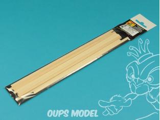 Aber accessoire WL2x5 Lattes en tilleul 2x5 x 245 mm x 12 piéces.