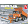 AMT maquette camion 1178 Chasse-neige Ford LNT-8000 1/25