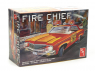 AMT maquette voiture 1162 1970 Chevy Impala Fire Chief 1/25