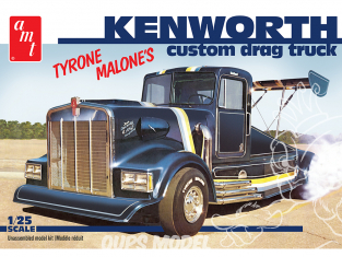AMT maquette camion 1157 Kenworth Custom Drag Truck (Tyrone Malone) 1/25