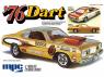 MPC maquette voiture 925 1976 Dodge Dart Sport 1/25