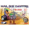 MPC maquette moto 892 Ed Roth's Mail Box Chopper (Série Trick Trikes) 1/25