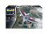 "Revell maquette avion 03848 Eurofighter Typhoon""BARON SPIRIT"" 1/48"