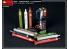 Mini Art maquette militaire 35618 Bouteilles de Gaz PROPANE et BUTANE 1/35