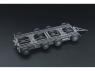 Brengun kit resine BRS144047 Remorque Allemande Culemeyer 4 axes 1/144