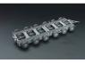 Brengun kit resine BRS144048 Remorque allemande Culemeyer 80ton 1/144