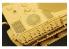Hauler accessoires diorama HLX48396 kit amelioration Panther Ausf.D GRILLES (Tamiya kit) 1/48