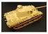 Hauler accessoires diorama HLX48395 kit amelioration Panther Ausf. D (Tamiya kit) 1/48