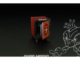 Hauler accessoires diorama HLH72103 coffre-fort 1/72