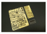 Hauler kit d'amelioration HLH72096 TPz-1 Fuchs Eloka Hummel pour kit Revell 1/72