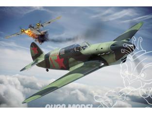Brengun maquette avion BRP72041 Yak-1 Aces 1/72