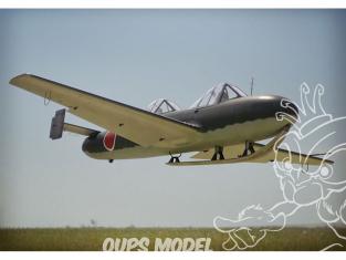 Brengun avion BRP48005 Yokosuka Ohka MXY7-K1 KAI deux places 1/48