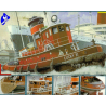 revell maquette bateau 5207 remorqueur 1/108