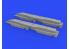 Eduard kit d'amelioration brassin 672243 GBU-39 w/BRU-61 1/72