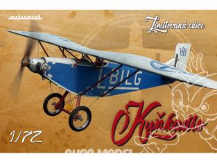 EDUARD maquette avion 2130 Kunkadlo Edition Limitée 1/72