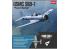 "Academy maquette avion 12331 USMC SBD-1 ""Pearl Harbor"" 1/48"