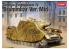 Academy maquettes militaire 13525 German Strumpanzer IV Brummbar Ver.Mid 1/35