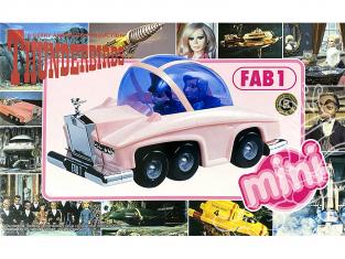 Aoshima maquette 08409 Thunderbirds mini FAB1