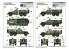 TRUMPETER maquette militaire 09573 APC soviétique BTR-152V1 1/35