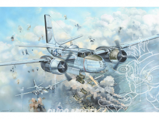 Hobby Boss maquettes avion 83213 Bombardier A-26B Invader 1/32