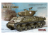 Meng maquette militaire TS-045 U.S. MEDIUM TANK M4A3E2 SHERMAN bataille des Ardennes 1/35