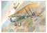 Roden maquettes avion 402 Sopwith 1½ Strutter chasseur biplace 1/48