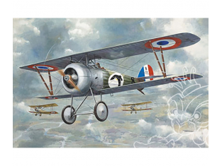 roden maquette avion 618 Nieuport 24 1/32