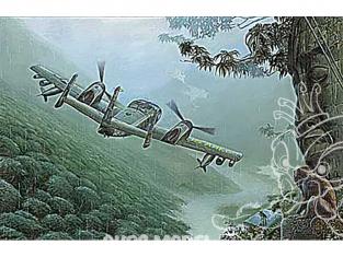 Roden maquettes avion 406 OV-1A/JOV-1A Mohawk 1/48