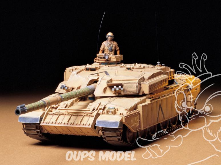 tamiya maquette militaire 35154 challenger 1 1/35