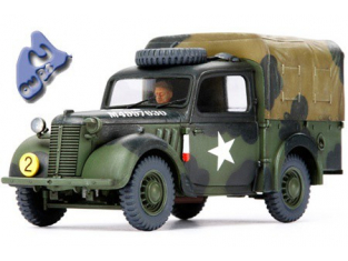 TAMIYA maquette militaire 32562 British Small Staff Car 10HP 1/48