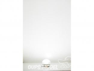 Faller accessoire maquette 180668 Culot d'éclairage à LED, blanc froid