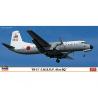 """HASEGAWA maquette avion 10806 YS-11 """"61e Force d'autodéfense aérienne"""" 1/144"""