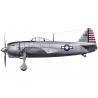 Hasegawa maquette avion 52247 Kawanishi N1K1-Ja Shiden (George) Type 11 Koh prisonnier de guerre 1/48