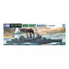 Aoshima maquette bateau 56714 HMS Kent Water Line Series Limited Edition 1/700