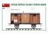 Mini Art maquette militaire 39002 Wagon couvert impérial russe 1/35