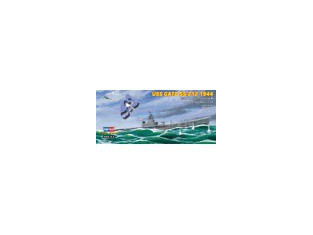 HOBBY BOSS maquette bateau 87013 USS SS-212 GATO 1944 1/700